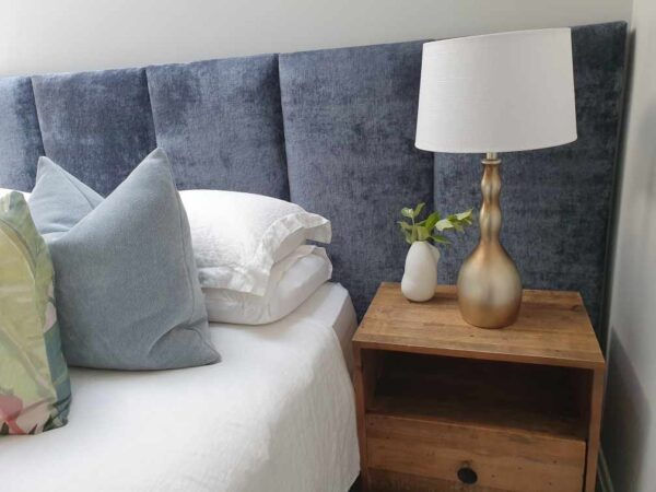 Vogue panelled head board