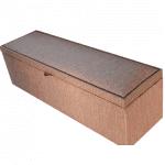 Upholstered Blanket box or shoe box