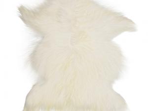 Himalayan Long Hair Goatskin Throw / Rug