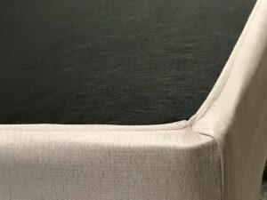 Bed base warp