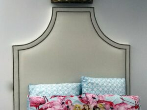 Made to order upholstered kids beds