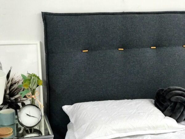 Pillow top bedhead