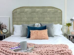 Chelsea Upholstered bedhead