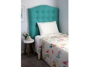 Bella upholstered bedhead